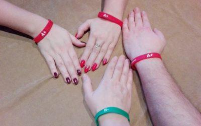 SPOLU darujeme krev